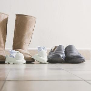 玄関先での靴の脱ぎ方正しいマナー