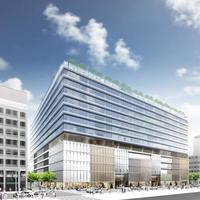 4月20日是東京銀座6丁目的大日子★超強觀光設施「GINZA SIX」即將開幕⋯⋯♪