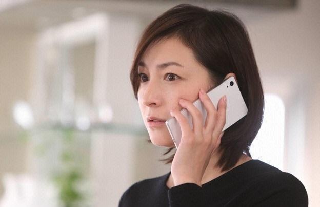 日劇「直美與加奈子」中的廣末涼子♡