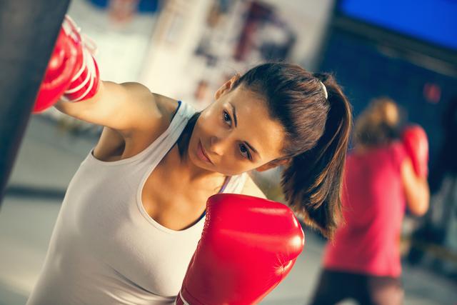 只要兩天就能–3kg的方法③ 拳擊手減肥法