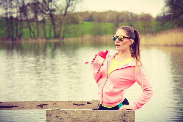 能夠瘦小腹的減肥法② 在走路的過程中每天只要意識幾分鐘就OK