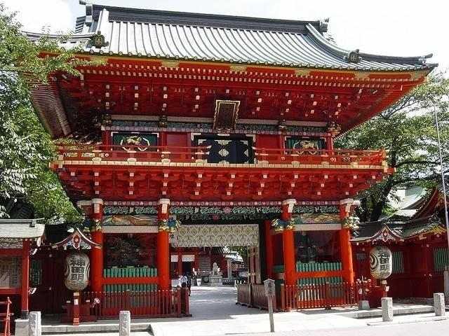 東京都內可以實現【不同的願望】神社④ 防止資料外漏祈願-神田神社