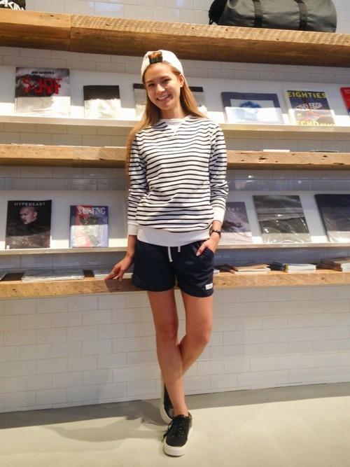 大人サーフ系♡おすすめのファッションブランド① SATURDAYS SURF NYC
