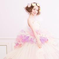 世界で1番可愛い花嫁になれる♡THE HANYのウェディングドレス