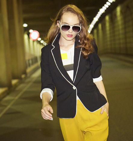 衣装も人気♡「家売るオンナ」の北川景子さんに学ぶオフィスコーデその8