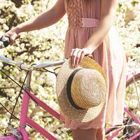休日はチャリで身軽に動こうよ♪女性におすすめのおしゃれ自転車6選