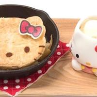 「LOVE」がテーマ♡期間限定のハローキティカフェに行きたい!