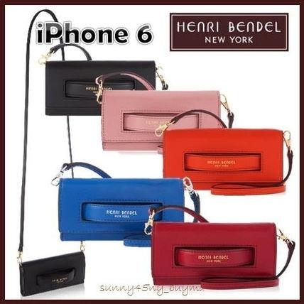Henri Bendel(ヘンリベンデル)の可愛いスマホケース3♡バッグ代わりにも出来ちゃう便利ケース