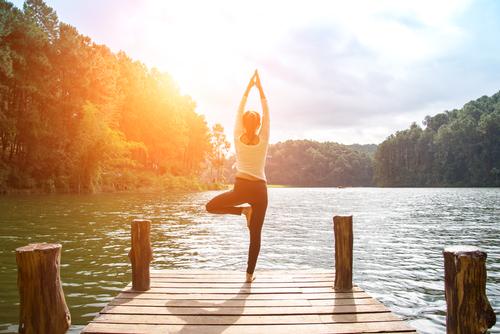 不用跑步不用走路就可以消耗100kcal卡路里的方法②《瑜珈35分鐘》