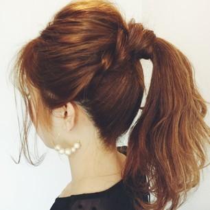 最新のヘアスタイル 髪型 三つ編み : こんなにかわいい!3分で ...