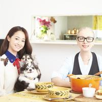 沢尻エリカさんの母・リラさんが伝授♡地中海料理レシピブックが発売