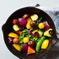 ショーウィンドウの美しさをお家でも♡デパ地下サラダの再現レシピ