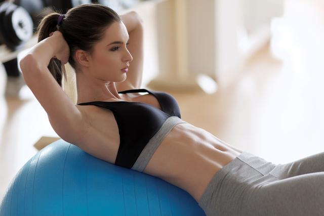 何謂30天體幹核心訓練?