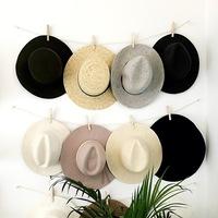 壁にスペースがあればしめたもの♡帽子収納のDIYですっきり部屋に