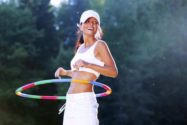 呼拉圈減肥法具體的效果是⋯⋯?