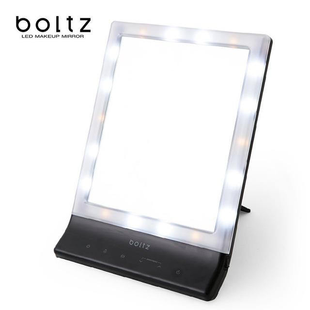 LOWYA Boltz LEDメイクアップミラー