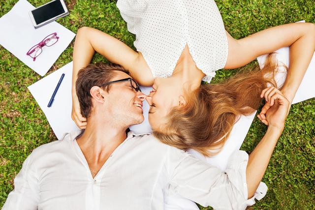 讓男友怦然心動的撒嬌方法④ 超可愛笑容的「謝謝」
