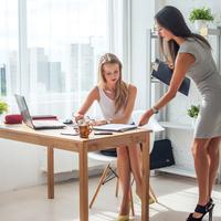 NOという勇気を持つこと。女社会の職場で生き抜く方法4つ