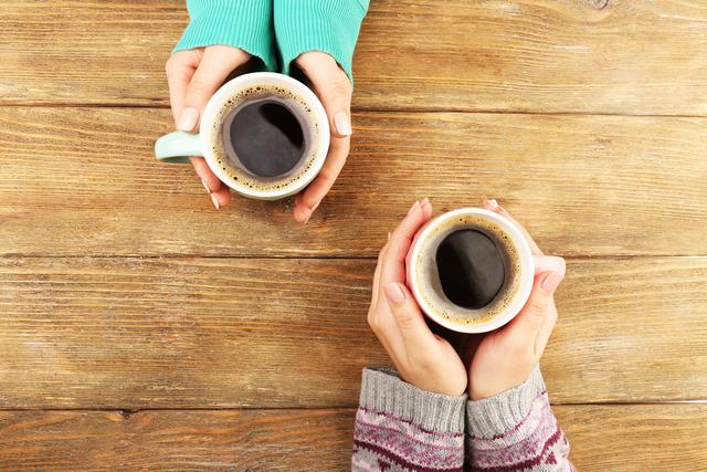 吃太多的重整方法① 盡快喝下黑咖啡