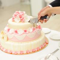 一生に一度だから欲張りたい♡うっとりしちゃうウェディングケーキ集