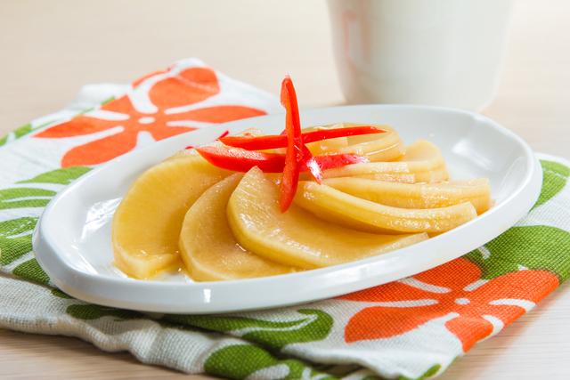 醃蘿蔔的瘦身效果▶︎ 乳酸菌讓消化Up