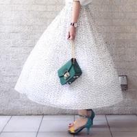 白いプリーツスカートを使った春コーデ10選♡モテ度100%!?