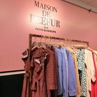 【2018SS展示会レポ】大人の女性必見♡MAISON DE REEFUR