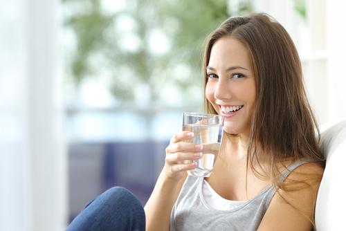 提升瑜伽效果的方法① 好好補充水份
