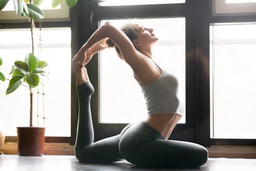 提升瑜伽效果的方法② 理解並感覺到自己的骨骼