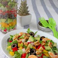 野菜でお腹いっぱい!自分で手軽に作るチョップドサラダのレシピ集