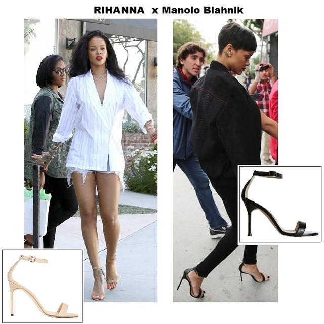 ... 欲しいマノロ・ブラニクの靴♡