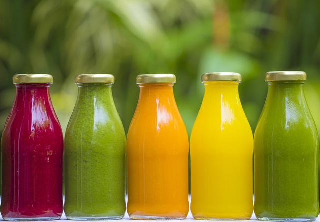 能在短時間內變瘦!衝刺減肥方法④▶︎ 早中晚不吃固態的食物