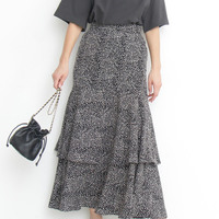 【2019春新作】黒のドットスカート10選!春は柄アイテムをゲット