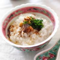 お腹に優しいダイエット♪「朝おかゆ」の効能と厳選レシピ5つ