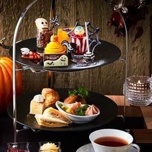 【大阪】ハロウィン限定アフタヌーンティー6選。秋の味覚を堪能♪