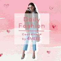 2月23日(金)「ファーJK×きれい色パンツ」のスタイルアップで街を颯爽と歩こう!