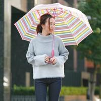 ビニール傘を可愛く格上げ♡自分オリジナルの傘にアレンジしちゃお♪