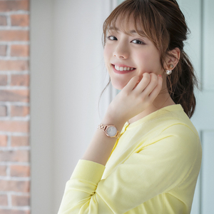 お天気に合わせた春ファッション5Days♡コーデのポイントは腕時計!