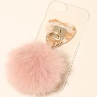iPhoneケースも衣替えしよ♡ファーに大理石……秋っぽケース6選