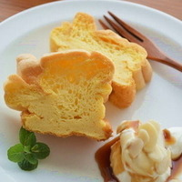 話題の「卵ケーキ」アレンジレシピ♪糖質制限ダイエット中に食べたい!