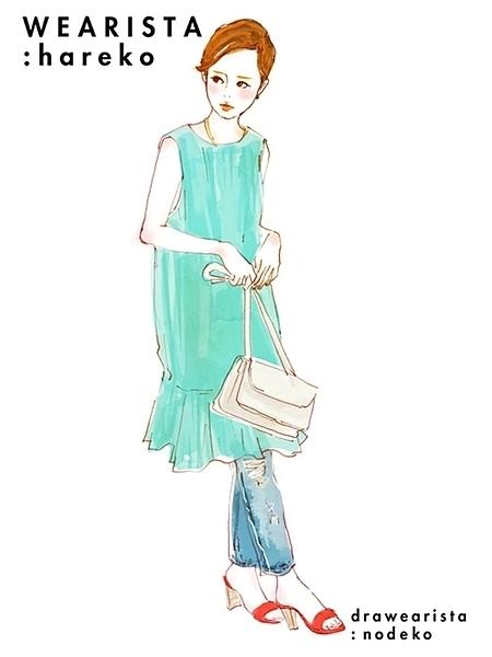 ファッションイラストが素敵♡イラストレーター「のでこさん」ってどんな人?