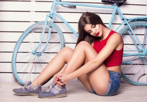 擁有一雙不會疲憊的鐵腿♡簡單的方法① 「轉動腳踝」