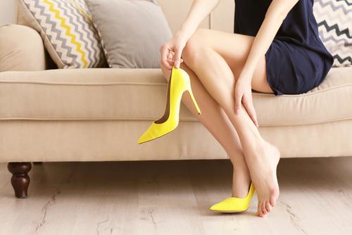 擁有一雙不會疲憊的鐵腿♡簡單的方法② 「按摩膝蓋後方的穴道」