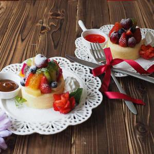 お家カフェタイムをプチ贅沢に。とっておきのミニパンケーキレシピ♪