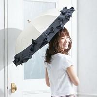 紫外線を防いで夏美人!日傘も一緒にコーディネートして♡