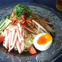 ツルッと爽やかに食べたい♡冷やし中華の「基本からアレンジ」まで