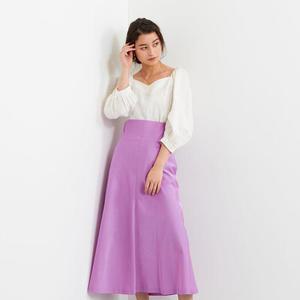 【2019春新作】ラベンダーのスカート10選!春コーデに華やかさを