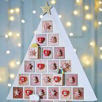 大人のクリスマスを盛り上げる♪簡単「アドベントカレンダー」DIY