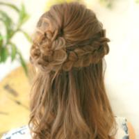 編み込みのヘアアレンジ9選♪結婚式やパーティーなどのイベントに◎