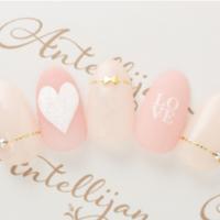ハートネイルの人気デザイン15選♡指先に可愛さを詰め込んで!